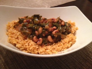 black eyed pea and collard stew 1