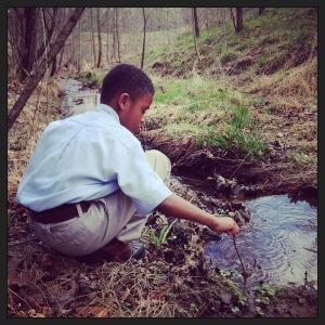 Pond discovery