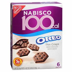 Oreo 100 Calorie