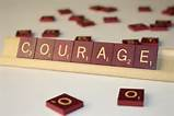 courage scrabble
