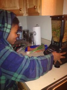 kids blend Ninja